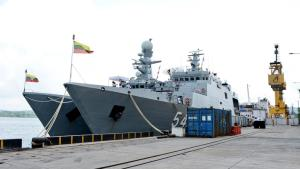 8th Indo-Myanmar coordinated Navy patrol begins