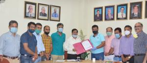 SKUAST-TAJ delegation calls on VC, discusses issu...