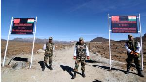 India, China presses for peace, tranquillity in b...