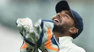 Pant equals world record of most catches in Test ...