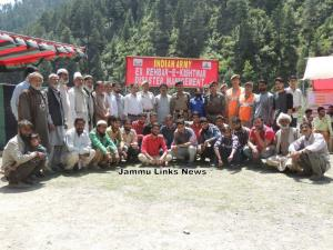 Army organised Disaster Management Training at Ch...