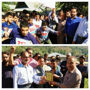 Race for cleanliness held at Bandipora