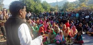 No development scheme sanctioned for Ramnagar in ...