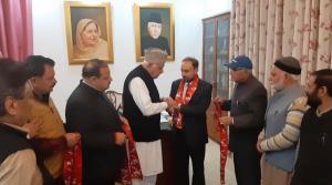 Former PDP Leader Syed Asgar Ali joins NC