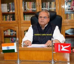 Governor places Rs. 5 crore per district to Kick-...