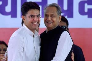 Gehlot CM picked in Rajasthan, Pilot to be his de...