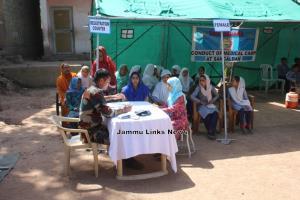 Army conducts Medical Camp at Sangaldan