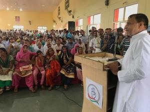 Panchayat, local bodies election golden opportuni...