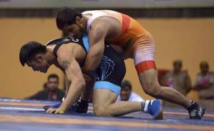 Asian Wrestling Championship begins  today