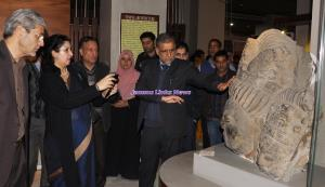 Joint Secretary Union Ministry of Culture visits ...