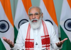 Rs 517 cr spent on PM Modi