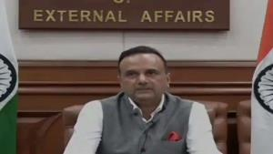 India says China has no locus standi on J&K; advi...