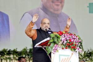Amit Shah to visit Jammu on Saturday