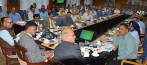 Advisors Skandan, Sharma, Kumar attend workshop o...