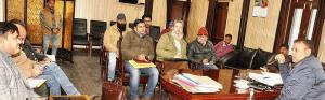 DDC Ramban reviews status of languishing PHE proj...