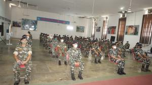 More than 10K COVID-19 cases in CRPF; recovery ra...