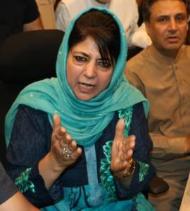 Mehbooba asks NIA to make public facts in probe c...