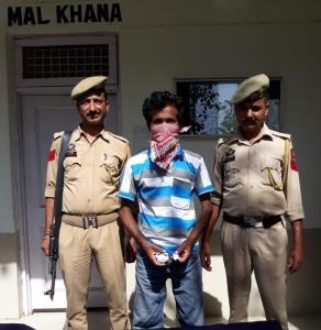 Samba police arrests 3 drug peddlers