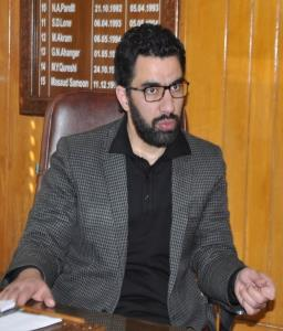 DDC Pulwama meets youth delegation