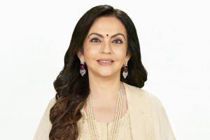 Nita Ambani launches social media platform