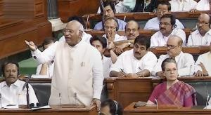 Speaker unfair, allotted inadequate time to Oppn ...