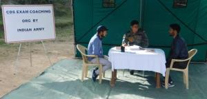 Army organised Combined Defence Service Examinati...