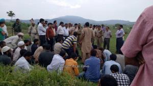 1020 kanal encroached land of AHD retrieved in Ra...