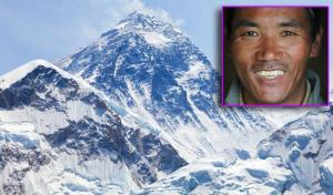 Kami Rita Sherpa climbs Mt Everest for a record 2...