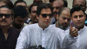 Imran Khan elected Pakistan's prime minister, to ...
