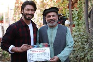 Vidyut Jammwal begins shooting for