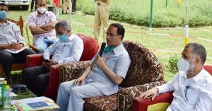 DDC Baramulla constitutes committees for Developm...