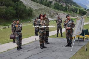 Amarnath Yatra security reviewed ahead of Amit Sh...
