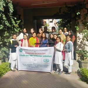 GCW Gandhi Nagar organises training programme on ...
