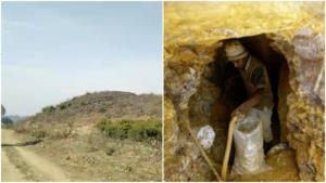 Gold mine found in UP