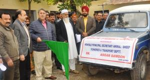 Dr Samoon launches FMD control programme