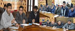 DDC Kupwara reviews District Environment Plan