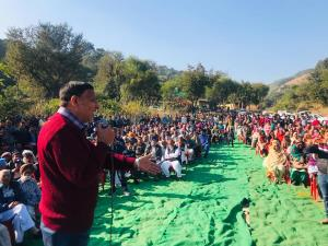 BJP misleading nation with hollow slogans: Sham L...