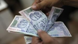 Rupee in free fall, slips 8 paise to fresh 3-mont...