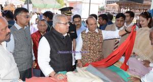 Governor visits J&K KVIB