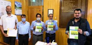 DDC Shopian releases book 'Evaluation Study on RK...
