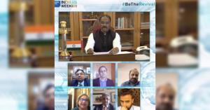 J&K participates in India Global Week 2020; organ...