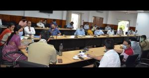 DC Jammu reviews Shri Amarnath Ji Yatra, 2020 arr...