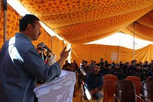 Police organizes career counseling
