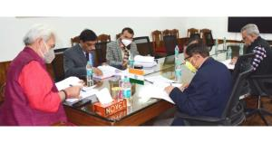Administrative Council strengthens Audit & Inspec...