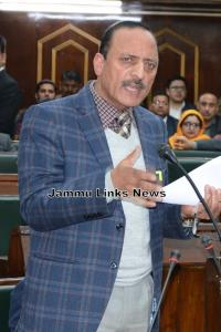 J&K government committed to conduct panchayat pol...