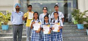 JSS shines in U-17 Badminton Championship