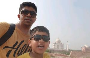 Abu Dhabi-based father-son duo on India trip set ...
