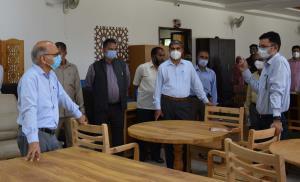 Advisor Sharma for innovative measures to boost e...