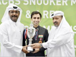 Pankaj Advani clinches men
