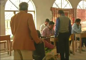 Tripura registers 11 per cent voting in first two...